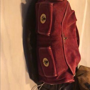 Vintage collection coach bag